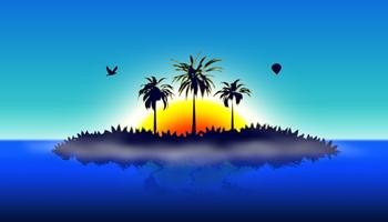Психотерапевтическая сказка «Необитаемый остров»